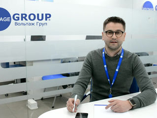 """Voltage Group"" запрошує на Cisolar 2019"