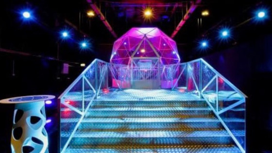 APS take on the Crystal Maze1