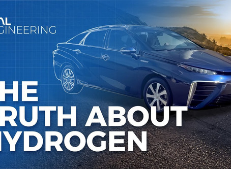 Hydrogen power is the future of electric cars