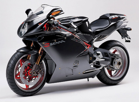 MV Agusta design bikes for Loncin