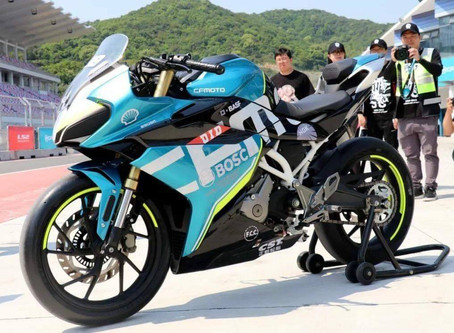 CFMoto keep momentum going with new model!