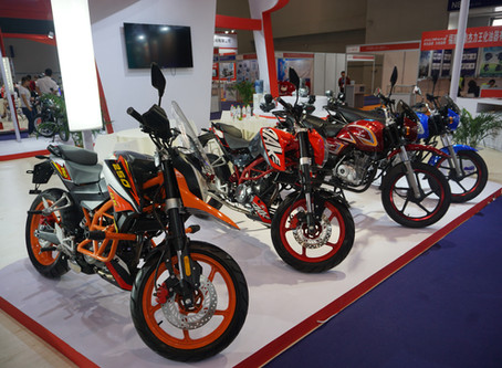 A look back on the Chinese motorcycle industry in 2018