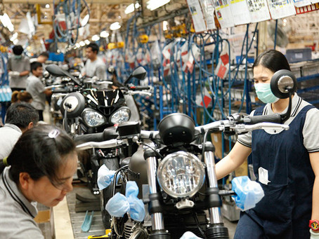 The Chinese motorcycle industry- an A to Z