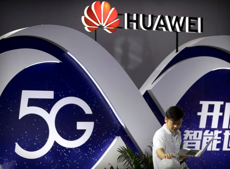 Boost for Huawei as China issues 5G