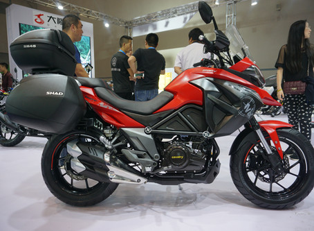 Chinese motorcycle factories adapting to stay profitable
