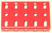 Flanged Plate 5 x 3 holes