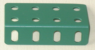 L section Angle Girder 4 holes