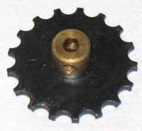 Sprocket Wheel 17 Tooth
