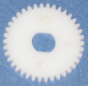 38 tooth Delrin Gear Disc
