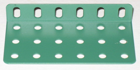 Double L section Angle Girder 6 holes