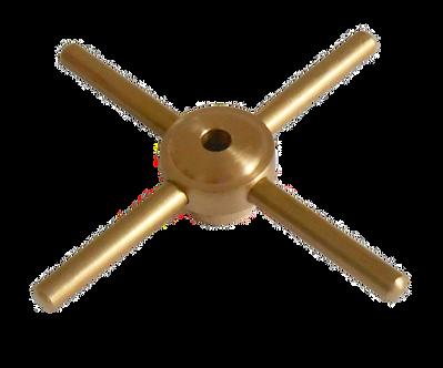 Brass Capstan
