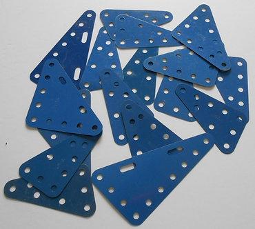 Assorted Triangular flex plates