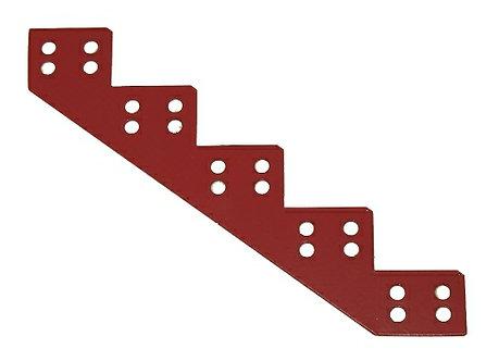 Stair side Piece (stringer) 5 tread