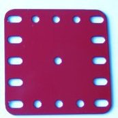 Flexible Plate 5 x 5 holes