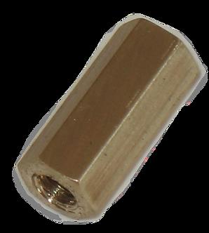 Screwed Rod Connector