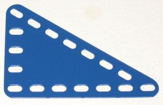Triangular Flexible Plate 5 x 7 holes