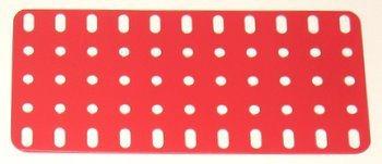 Flat Plate 5 x 11 holes