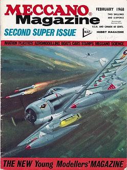 Meccano Magazine February 1968