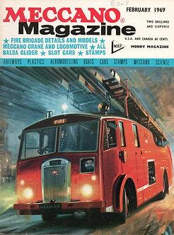Meccano Magazine February 1969