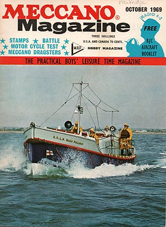 Meccano Magazine October 1969