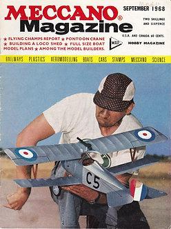 Meccano Magazine September 1968