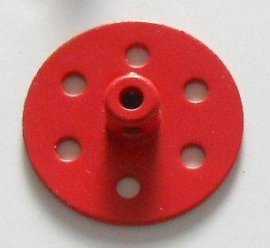 6 Hole Bush wheel
