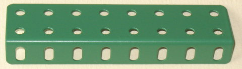 L section Angle Girder 8 holes