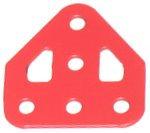 Flat Trunnion 5 holes