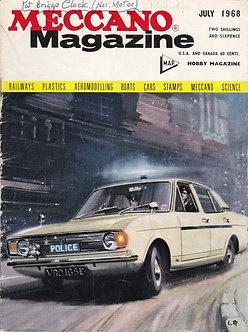 Meccano Magazine July 1968