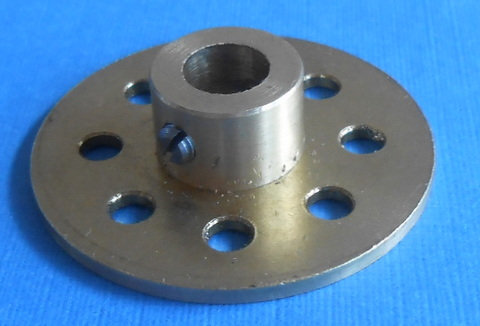 Large Axle 8 hole Bushwheel