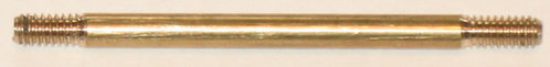 Brass Distance Rod 60 mm long