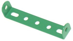 Double Angle Strip 5 x 1 hole