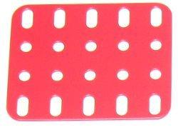 Flat Plate 5 x 4 holes
