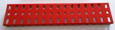 Flanged Plate 15 x 3 holes