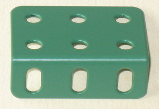 L section Angle Girder 3 holes