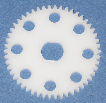 50 tooth Delrin Gear Disc