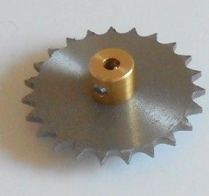 Sprocket Wheel 23 Tooth