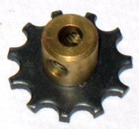Sprocket Wheel 11 Tooth