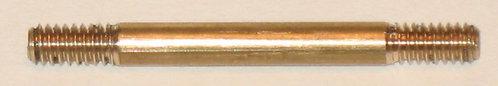 Brass Distance Rod 40 mm long