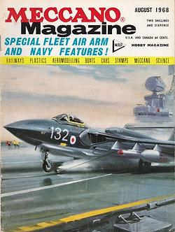 Meccano Magazine August 1968