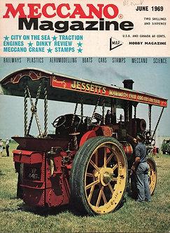 Meccano Magazine June 1969