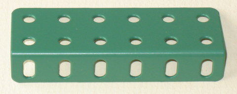 L section Angle Girder 6 holes