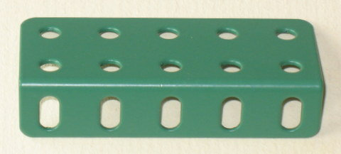 L section Angle Girder 5 holes