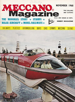 Meccano Magazine November 1968