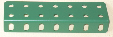 L section Angle Girder 7 holes