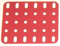 Flat Plate 5 x 6 holes