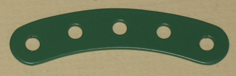 Curved Strip 5 holes