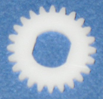25 tooth Delrin Gear Disc