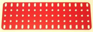 Flat Plate 5 x 15 holes