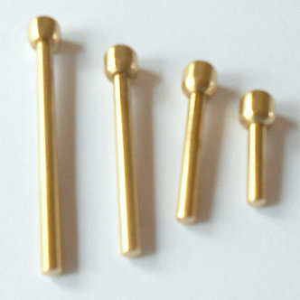 Brass Gear Levers